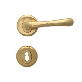 Дръжки за интериорни врати Драко - Злато