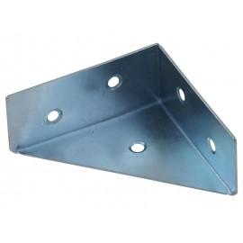 Триизмерна ъглова метална планка